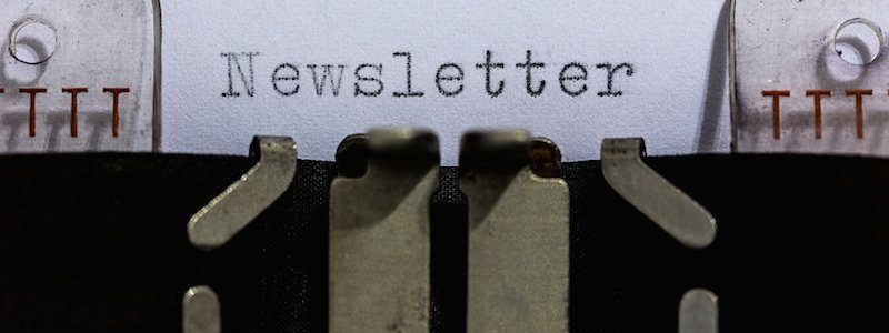 law firm newsletters on blog software